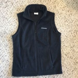 Columbia women's fleece vest